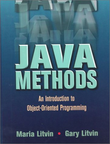 Java Methods: An Introduction to Object Oriented Programming