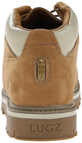 Cream Lugz Men's Cashew Gum Boot Fringe 1xIwIq7Uv
