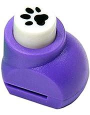 Mini Paper Cutter Crafting Paper Punch Durable Scrapbook Shaper Puncher for DIY Scrapbooking Craft Random Color Durable and UsefulDauerhaft Nützlich und praktisch Nettes Design Praktisches Design