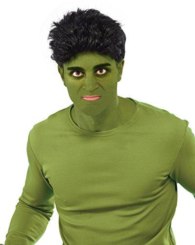 [Rubie's Costume Co Men's Avengers 2 Age Of Ultron Adult Hulk Wig, Black, One Size] (Hulk Costumes Adults)