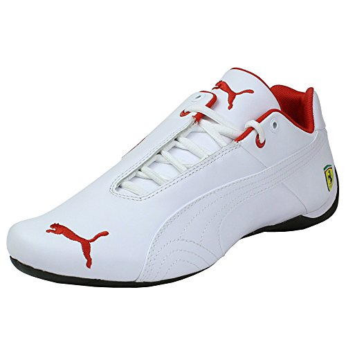 Basse white Scarpe Sf white – Ginnastica Unisex Leather Blanc Pumafuture Adulto Weiß Cat Da w7AYYq