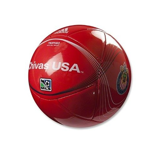 MLS Chivas USA 2012 Tropheo Soccer Ball (Team Chivas Soccer Usa)