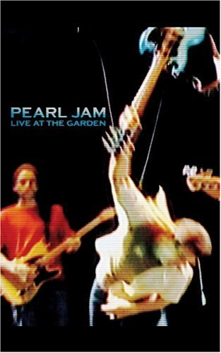 Pearl Jam - Live at the Garden (Jam Dvd)