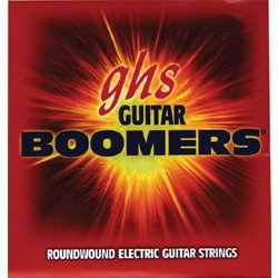GHS Boomers Extra-Light Electric Strings