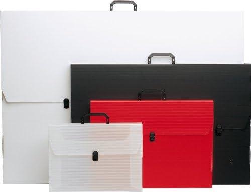 Artservice-Tube Zeichenkoffer 77,5 x 53 x 3 cm Black