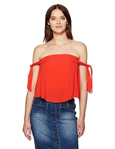 Mujer Blusa Label Astr Red Hot Para The twfxn6IApq