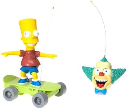 Bandai españa, s.a. - Bart skate r/c: Amazon.es: Juguetes y juegos