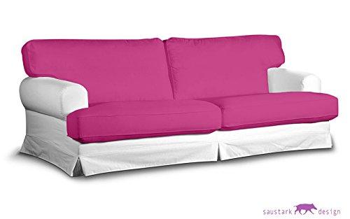 Funda para IKEA EKESKOG 3er sofá, Solo Espalda - y Funda de ...