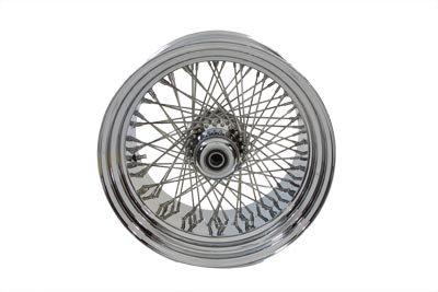 V-Twin 52-0684 - 18'' Rear Spoke Wheel