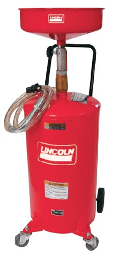 Lincoln 3601 Oil Drain by Lincoln Electric