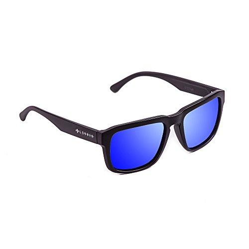 Lenoir Eyewear LE30.4 Lunette de Soleil Mixte Adulte, Bleu
