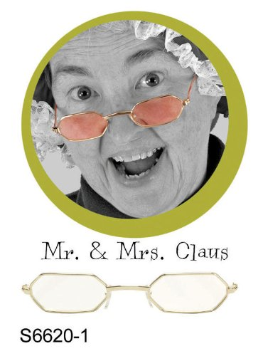 Claus Glasses by elope