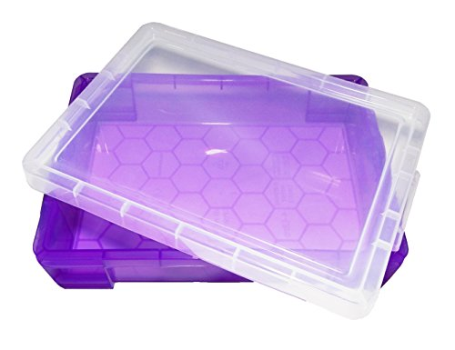 Small Portable Sand Tray with Lid - ()