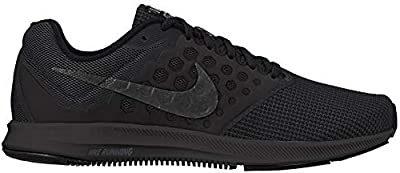Nike Womens Downshifter 7 Black/Mtlc Hematite Anthracite Running Shoe 9 Women US