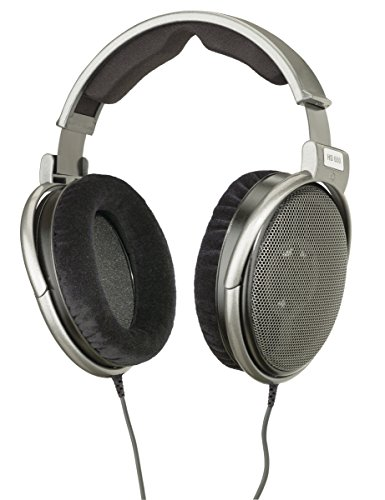 Sennheiser HD 650 Open Back Professional Headphone (Silk Inc Elements)