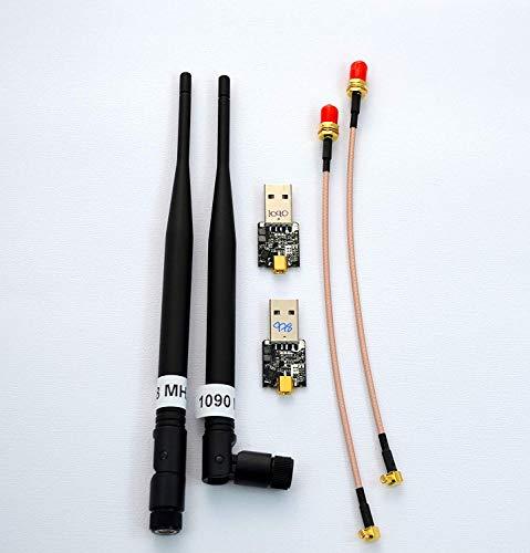Stratux 1090ES & UAT - Radios (Low Power v2) and High Gain Antennas