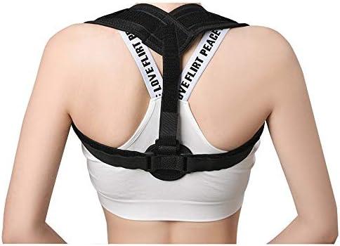 姿勢は矯正を改善し、治療姿勢は背中の支柱をサポートし、肩の脊椎サポートは姿勢を改善します。
