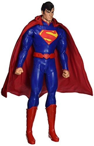 Medicom DC Comics: New 52 Superman Real Hero Action Figure (Blue Figure Toy)