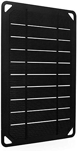Renogy Portable Monocrystalline 5W Solar Panel with USB Port