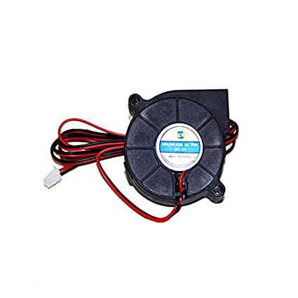 Pack de 2 cabezal de impresión extrusor ventiladores de ...