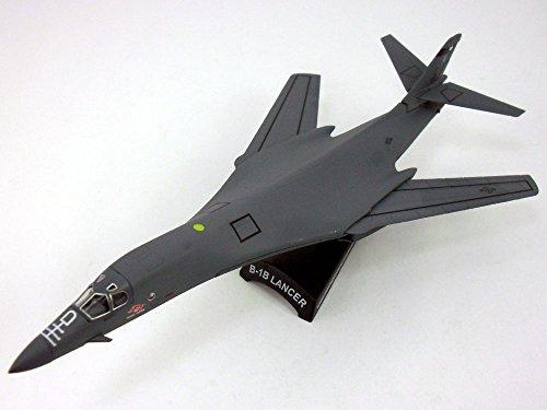 B-1b Lancer Bomber (Rockwell B-1B (B-1) Bomber Lancer - Boss Hawg - 1/221 Scale Diecast Metal)