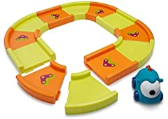 Description: Studies show that introducing children to beneficial skills early on in development leads to more adapt mental faculties to help engross children in fun and beneficial playtime, this kit includes adorable colorful tracks ...