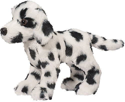 Cuddle Toys 4010 20 cm Long Dooley Dalmatian Plush Toy]()