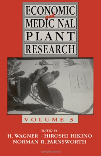 Economic and Medicinal PLant Research, Volume 3, Third Edition