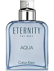 Calvin Klein ETERNITY for Men AQUA Eau de Toilette, 6.7 fl. oz.