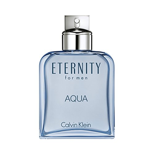 Calvin Klein ETERNITY for Men AQUA Eau de Toilette, 6.7 Fl Oz