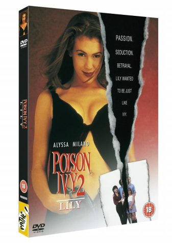 Poison Ivy II -  DVD, Rated R, Anne Goursaud