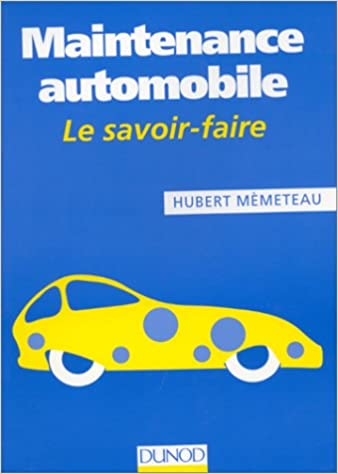 Lire un Maintenance automobile pdf