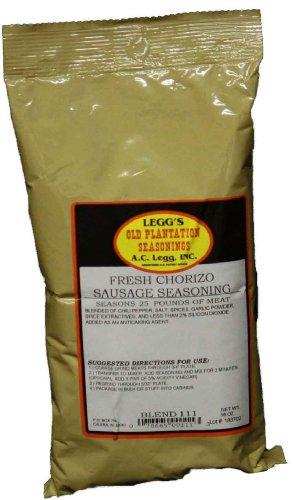 A.C. Legg Chorizo Sausage Seasoning - 16 Ounce ()
