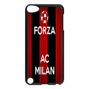 Ipod Touch 5 Phone Cases Black AC Milan LSER5535718