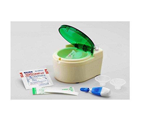 [郵送検査キット]IgEアレルギー検査36項目-小型遠心分離機「セパロン」付き-【初めての方用】 B01M9FW04M