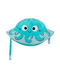 Zoocchini Baby Sun Hat, Octopus, 6-12 Months