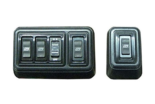 Megatronix Wks41 Illuminated Universal Power Window Switch