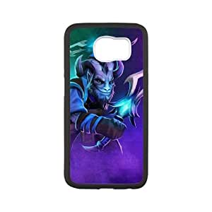 Samsung Galaxy S6 Cell Phone Case White Defense Of The Ancients Dota 2 RIKI 005 UN7290724