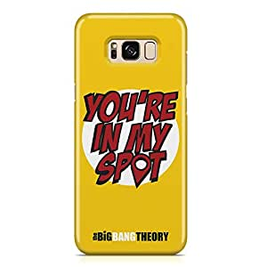 Samsung S8 Case YOURE IN MY SPOT Tv Show Samsung Samsung S8 Cover Wrap AroundLight weight and tough case