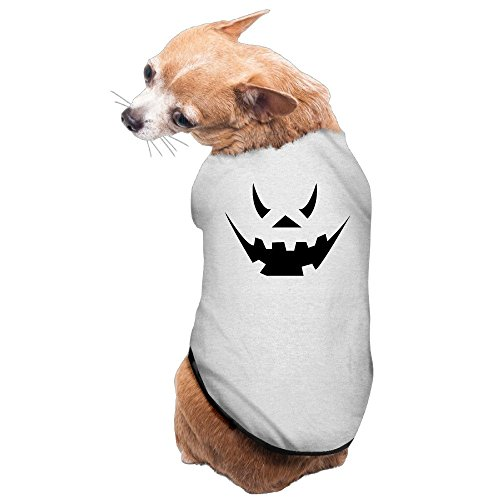 PPPLIN Halloween Jack Lantern Pumpkin Puppy Dog Sweater