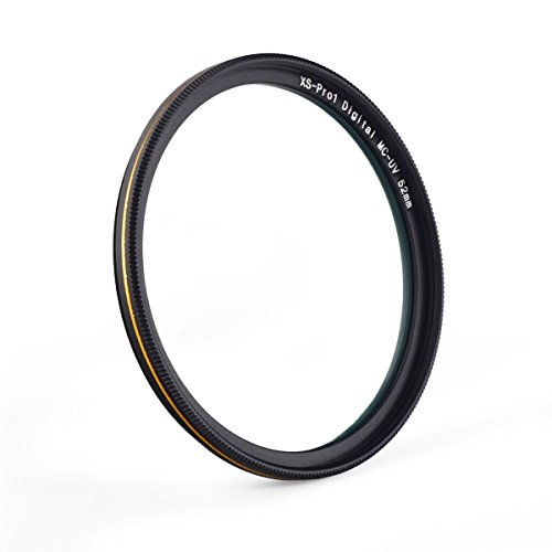 49mm UV Camera Protection Filter Lens for Canon Nikon Sony - 6