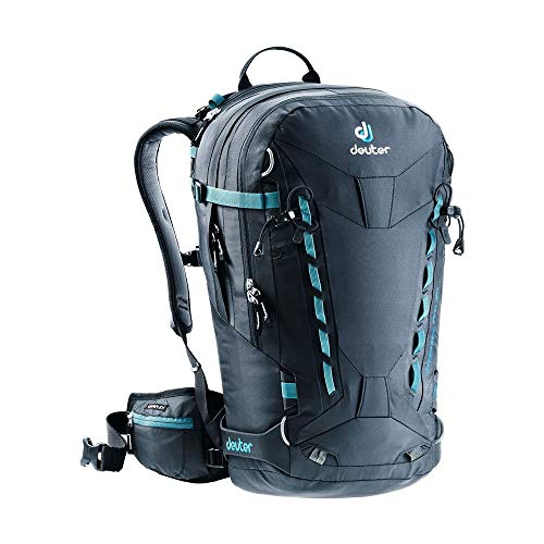 - Deuter Freerider Pro 30 Backpack, Black