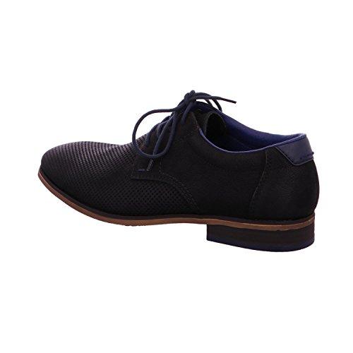 Rieker 10615-01 Zapatillas para hombre negro