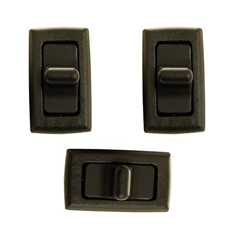 PORSCHE 911 964 993 POWER WINDOW DOOR SWITCH 96461362100 964 613 621 00 SET 3 - Porsche 911 Window Switch