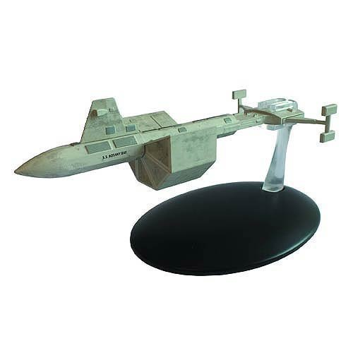 Star Trek Starships Botany Bay Vehicle with Collector Magazine