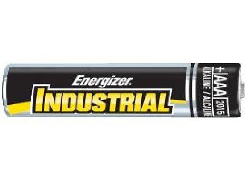432 x AAA Energizer Industrial Alkaline Batteries (EN92) by Energizer
