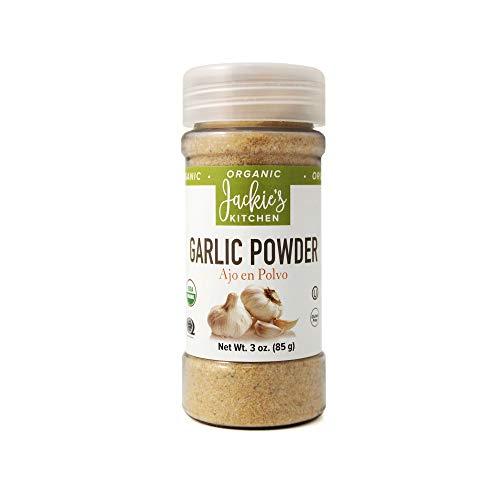 🥇 Jackie's Kitchen Garlic Powder
