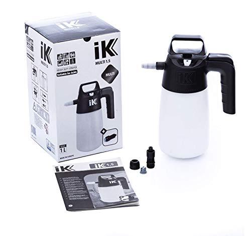 iK MULTI 1.5 PUMP SPRAYER 35 oz Professional Auto Detailing Multi-Purpose Pressure Spray