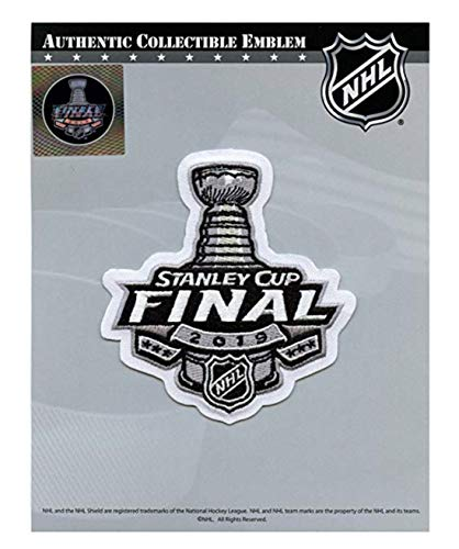 National Emblem 2019 NHL Stanley Cup Final Patch ()