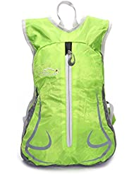 Local Lion Outdoor Sports Hiking Daypack Riding Cycling Bike Backpack Camping Bag Rucksack Unisex